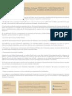 Consideraciones de La Ley Antilavado 2013