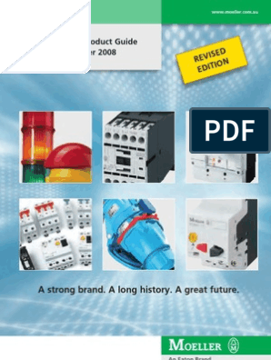 Moeller Australia 2008 Industrial Trade Product Guide ... on