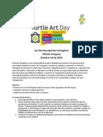 Dia TortugArte Uruguay