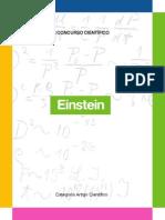 Livro Einstein (Novo)