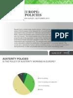 Gallup / Debating Europe Poll