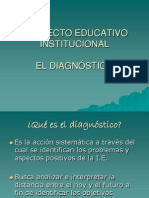 Pei Diagnostic o