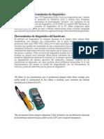 Programas de herramientas de diagnóstico1