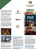 10 preguntas y 10 respuestas sobre el intento de golpe de estado del 30 de septiembre en el Ecuador