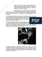 Informacion de Antonio Machado