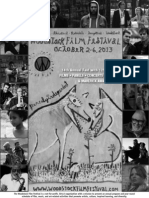 2013 Woodstock Film Festival program