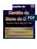 Manual de Gestion de Bases de Datos SQL (Ver 2012)