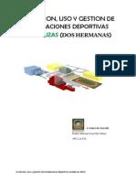 Evolucion, Uso y Gestion de Instalaciones Deportivas Andaluzas