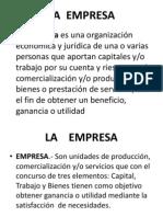 Administracion y Org de Empresas Ing.civil