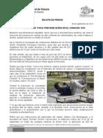 28/09/13 Germán Tenorio Vasconcelos Activación física previene daños en el corazón