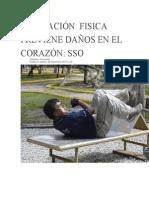28/09/13 elibertador ACTÍVACIÓN FISICA PREVIENE DAÑOS EN EL CORAZÓN