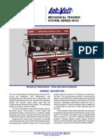 Sistema de Entrenamiento Mecanico