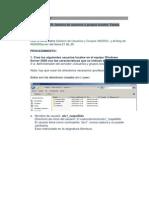 PRÁCTICA USUARIOS Y GRUPOS W2008S