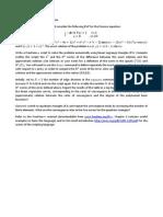 Exercise 3 - FEM for 2D Problems (Correct)