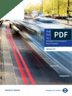 Traffic Modelling Guidelines