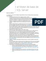 SQL Server - Comunicacion