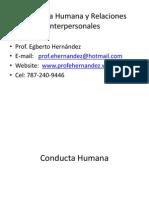 conducta humana ex1