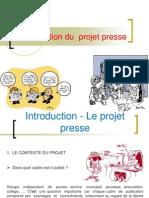 presentation du projet presse.ppt