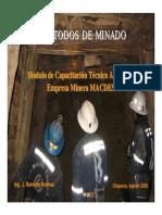 Definicion de Terminos en Mineria