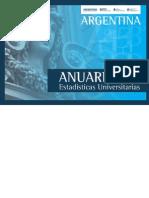 Anuario de Estadisticas Universitarias 2010