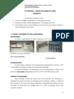 Instrução Técnica Poliomielite ago13