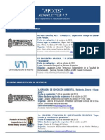 APECES - Newsletter N 7.