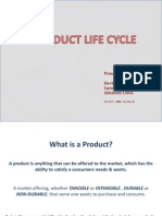 MM Product Life-Cycle