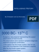 artificial intelligence history pptx