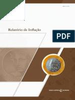 Relatório Trimestral de Inflação - Setembro de 2013