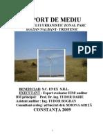 Raport de Mediu La PUZ Parc Eolian Nalbant