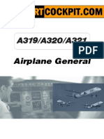 A319 320 321 Airplane General