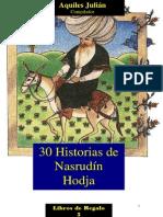Nasrudin Hodja - 30 Historias