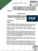 PL 13731-2005 - Fortalecimiento