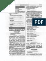 Ds 014-2011-Em Licencia de Uso de Agua Para Concesion de Beneficio