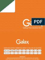 Galax línea medias 2-2013