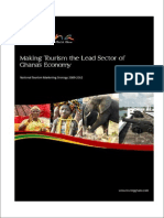 Ghana National Tourism Marketing Strategy 2009