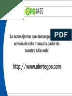 Manual Gps g420-Es