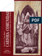 Van Bavel, Tarsicio j - Carisma, Comunidad