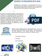 Conceptualizacion de Nuevas Tecnologias Aplicadas a La Educacion