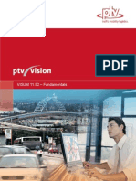 PTV Visum-fundamentals