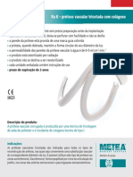 Catálogo Português VUP - RAK