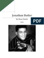 Jonathan Butler Bio