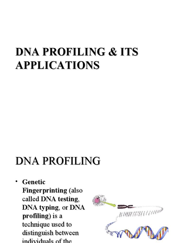 dna profiling part 1 life sciences earth life sciences
