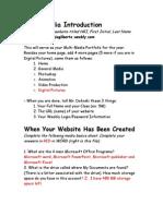 basic media introduction