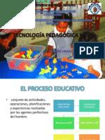 Tecnología pedagógica i