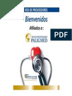 Red de Proveedores Paligmed 2013-Junio 12