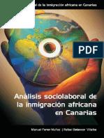Analisis Inmigracion Africana Canarias