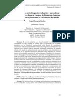 El Portafolio como metodologia de evaluación y aprendizaje
