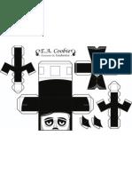Poe Paper Craft