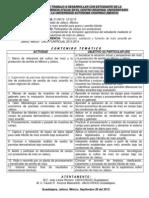Programa Niccolo Renzi; Otoño 2013